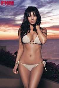kim-kardashian-fhm-bikini