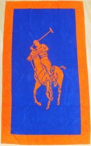 serviette de plage ralph lauren