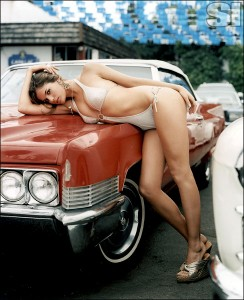 Yesica Toscanini trikini