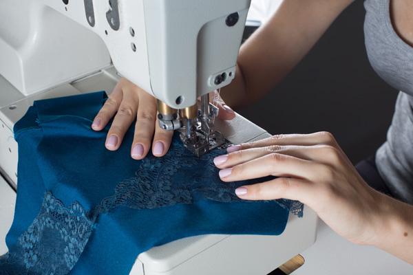 Fabricant de lingerie au salon Maredimoda